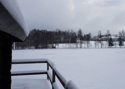 Ferienhaus-Fichtelgebirge-Nagel-am-see-Winter-01