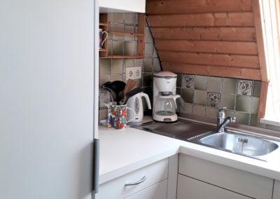 Haus am See Detailansicht Küche